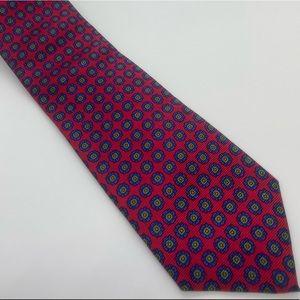 Land's End Handsewn 100% Silk Men's Tie